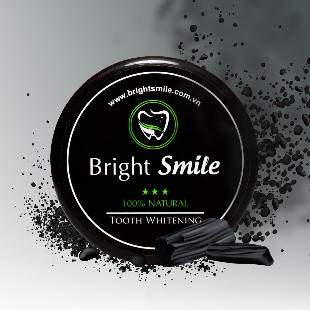 Bột trắng răng Bright Smile