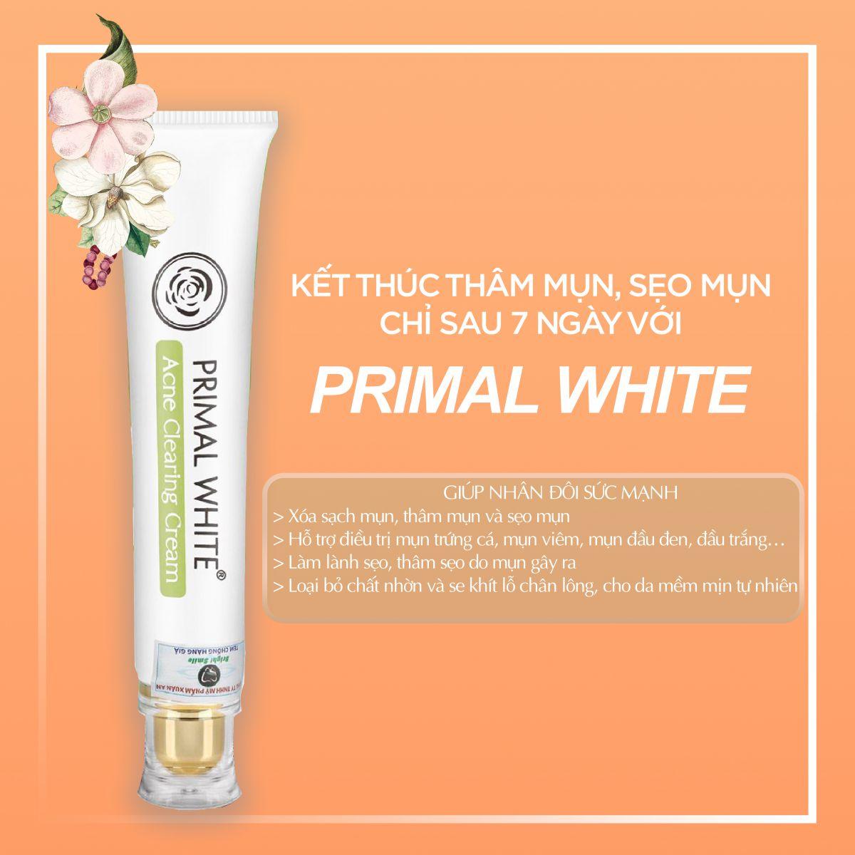 Acne Cleaaring Cream ( Kem Trị Mụn)